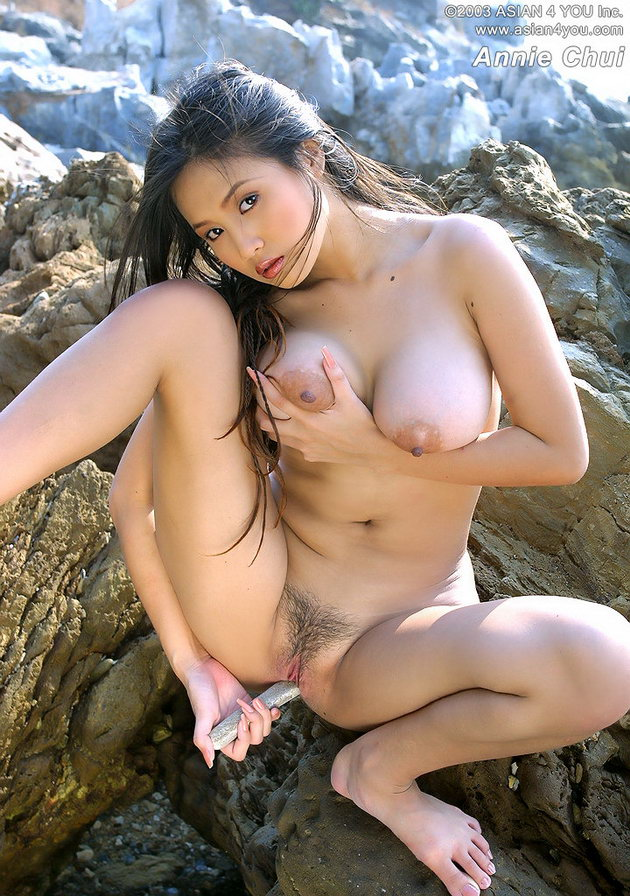 Men's name asian hanging tits their